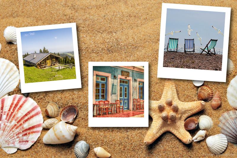 Fotowettbewerb Urlaubsgrüße