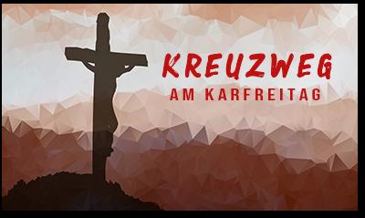 Karfreitag-Kreuzweg