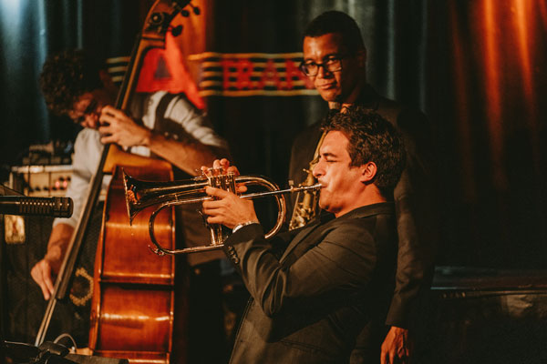 Teilnehmer*innen Jazzreise