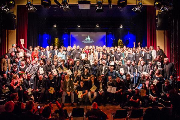 APPLAUS 2017 - Alle Preisträger