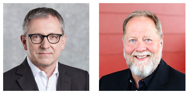 Dr. Peter Kurz / Prof. Dieter Gorny