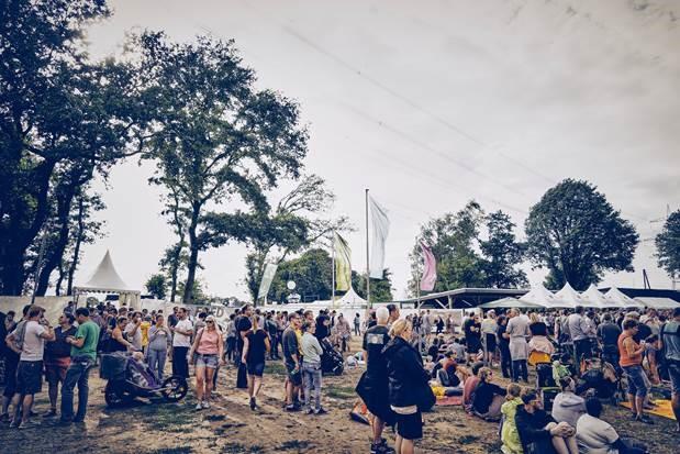 Impressionen Haldern Pop Festival