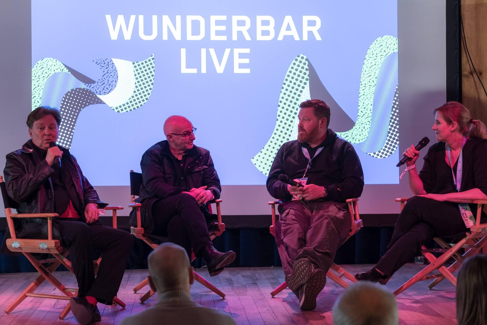WUNDERBAR - CONNY PLANK Q & A