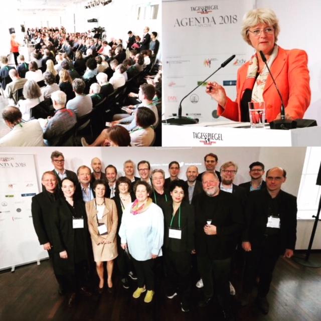 Fotos Agenda Spezial (c) Tagesspiegel der Verlag