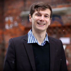Dr. Eric Weber