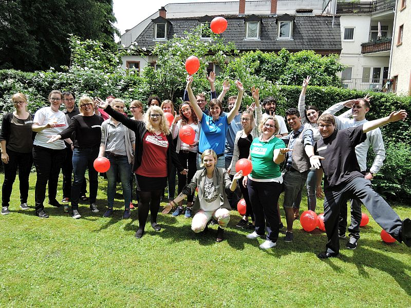 Regionaltreffen zum 10. Geburtstag von ArbeiterKind.de