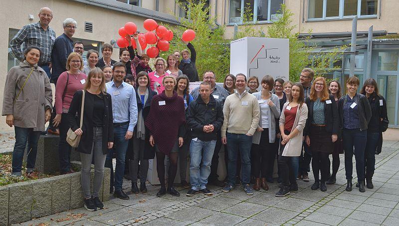 1. ARbeiterKind.de-Alumnitreffen in Hannover; Foto: ArbeiterKind.de