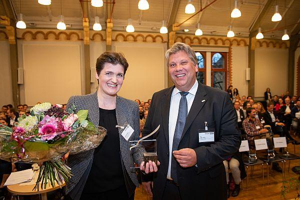HAWK-Preis für Katja Urbatsch