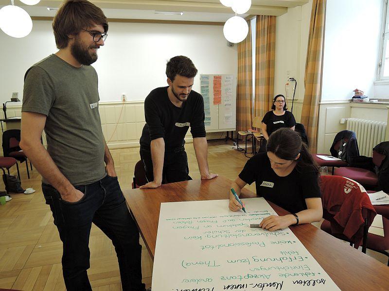 Workshop Münster