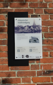 Historischer Stadtrundgang (Foto: Otterndorf Marketing GmbH)