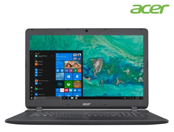 Acer Aspire ES1-732-P2ER Notebook N4200 8GB 256GB SSD Win 10