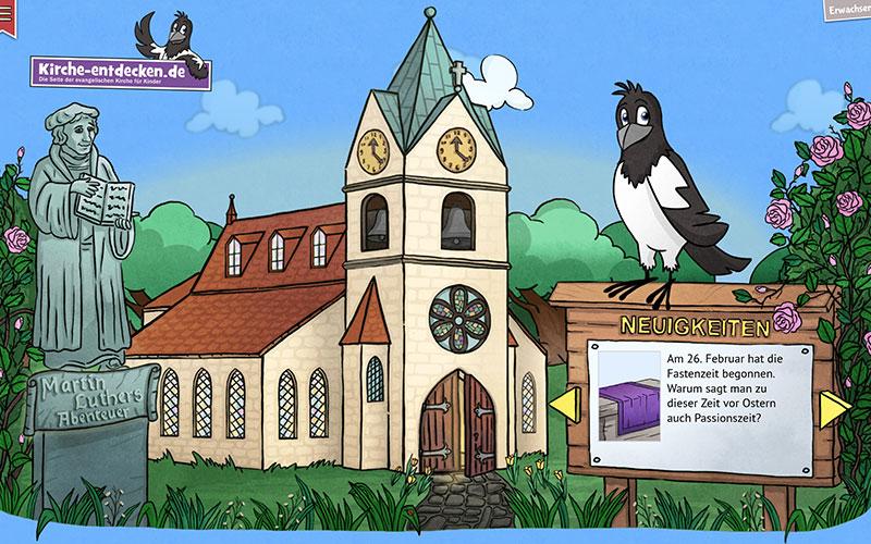 Kirche entdecken