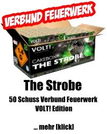 VOLT! Feuerwerk *The Strobe* - Verbund