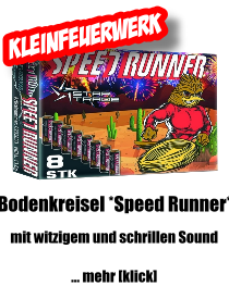 Bodenkreisel *Speed Runner*