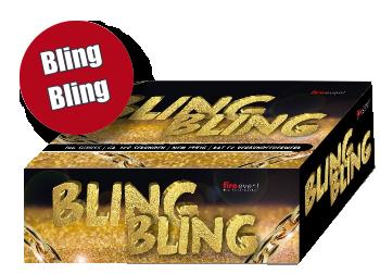 Feuerwerk *Bling Bling* Verbund von FireEvent