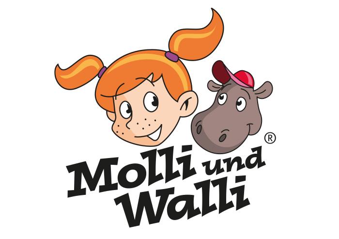 Molli & Walli ist ein Projekt der Unfallkasse Hessen