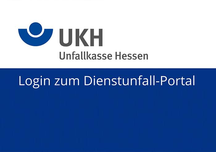Login zum UKH Dienstunfall-Portal