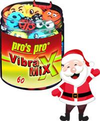 Pros Pro VIBRA MIX 60er Box