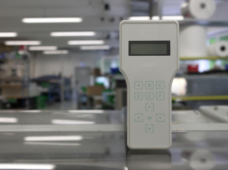 Auswerte-Elektronik für CapiSwitch CSGH-Gehäusesysteme als Standard lieferbar!