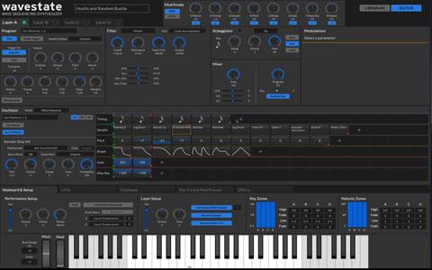 wavestate Editor Screenshot