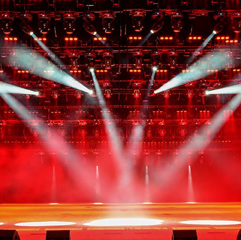 Bühnenspektakel