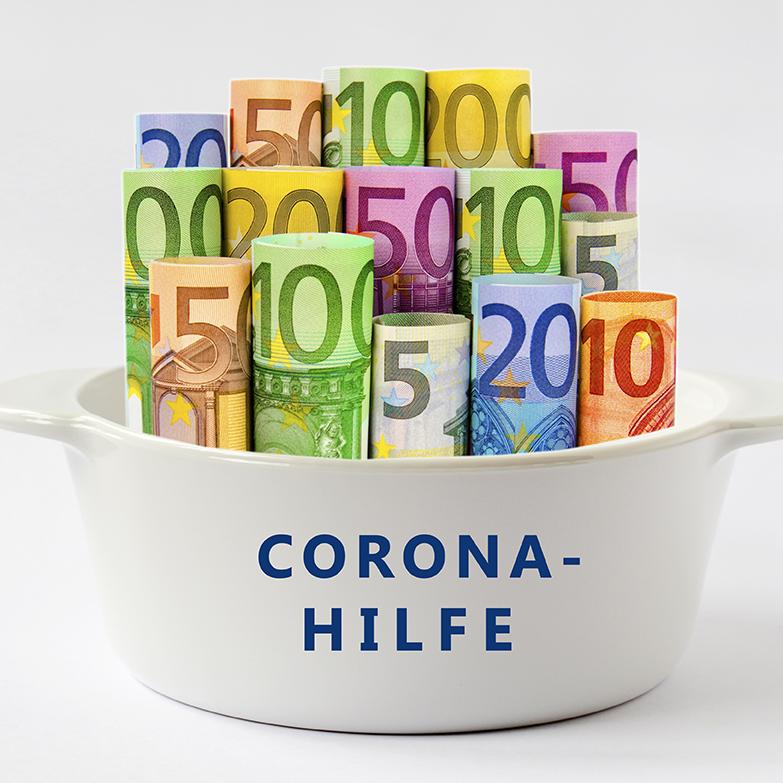 Corona-Hilfen