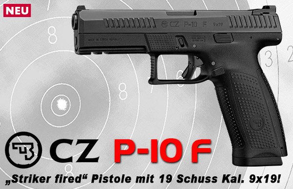 CZ P-10 F