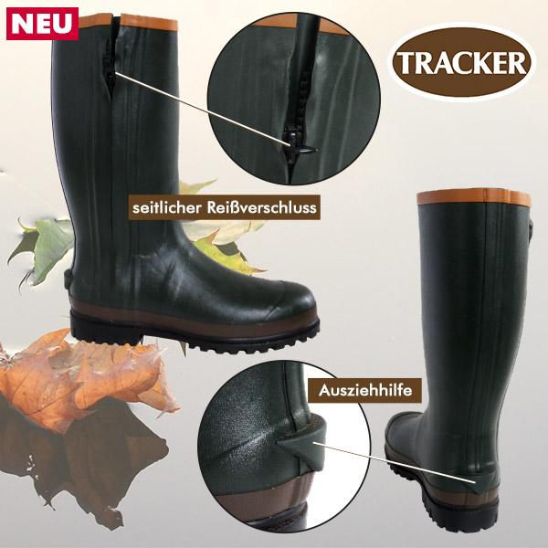 Tracker Comfort