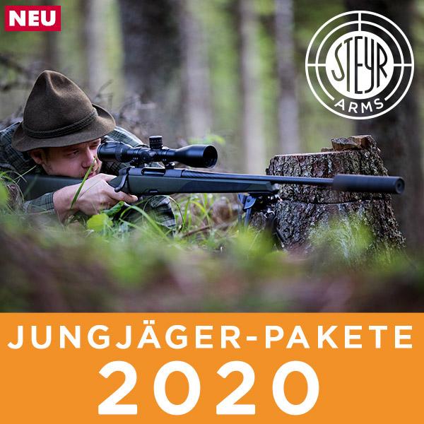 Jungjäger-Pakete 2020