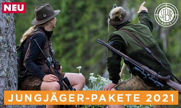 Jungjäger Pakete 2021