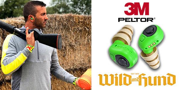 Peltor™ EEP-100 EU Gehörschutzstöpsel