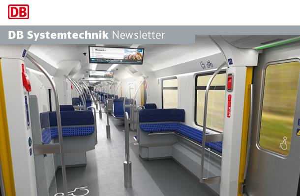 Modernisierung der Münchner S-Bahn-Flotte (hier Mehrzweckbereich)