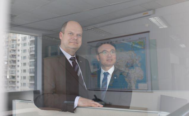 DB Cargo Eurasia Liaison Office Shanghai