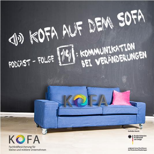 Podcast KOFA auf dem Sofa