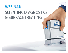 Webinar about Surface Treatment and Surface Free Energy