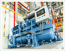Saving energy drop by drop in cooling technology
