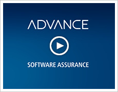 Secure regular upgrades with the ADVANCE Software Assurance