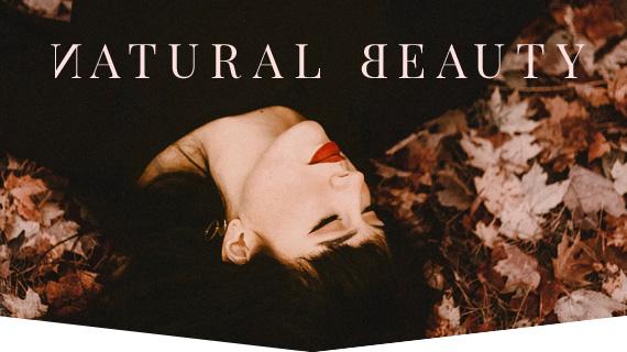 Natürliche Schönheit für Haut und Haar