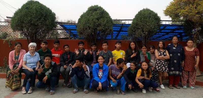 Youth Hostel Jugendliche