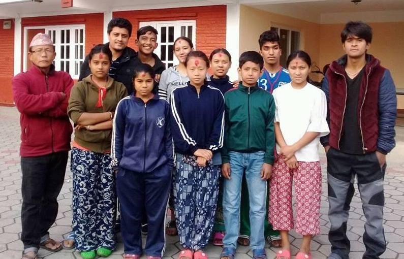 7 Neuankömmling im Youth Hostel