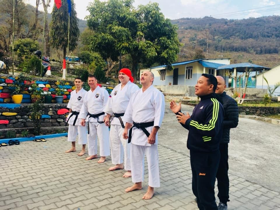 Russische Karate-Champions