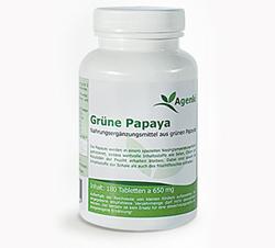 gruene papaya
