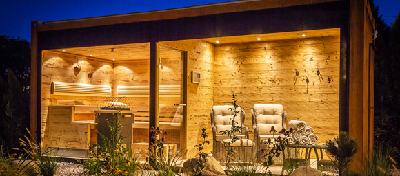 Chalet Rotfuchs Private Spa