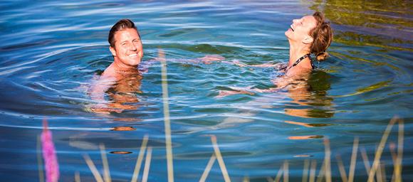 Golden Hill Naturschwimmteich