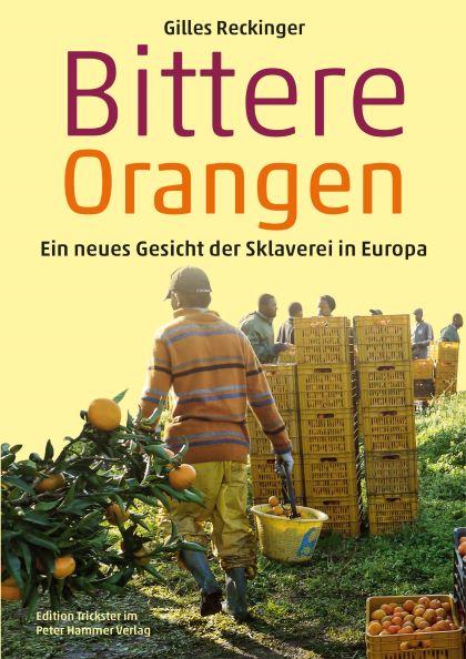 Buch Bittere Orangen