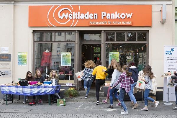 Weltladen in Berlin-Pankow