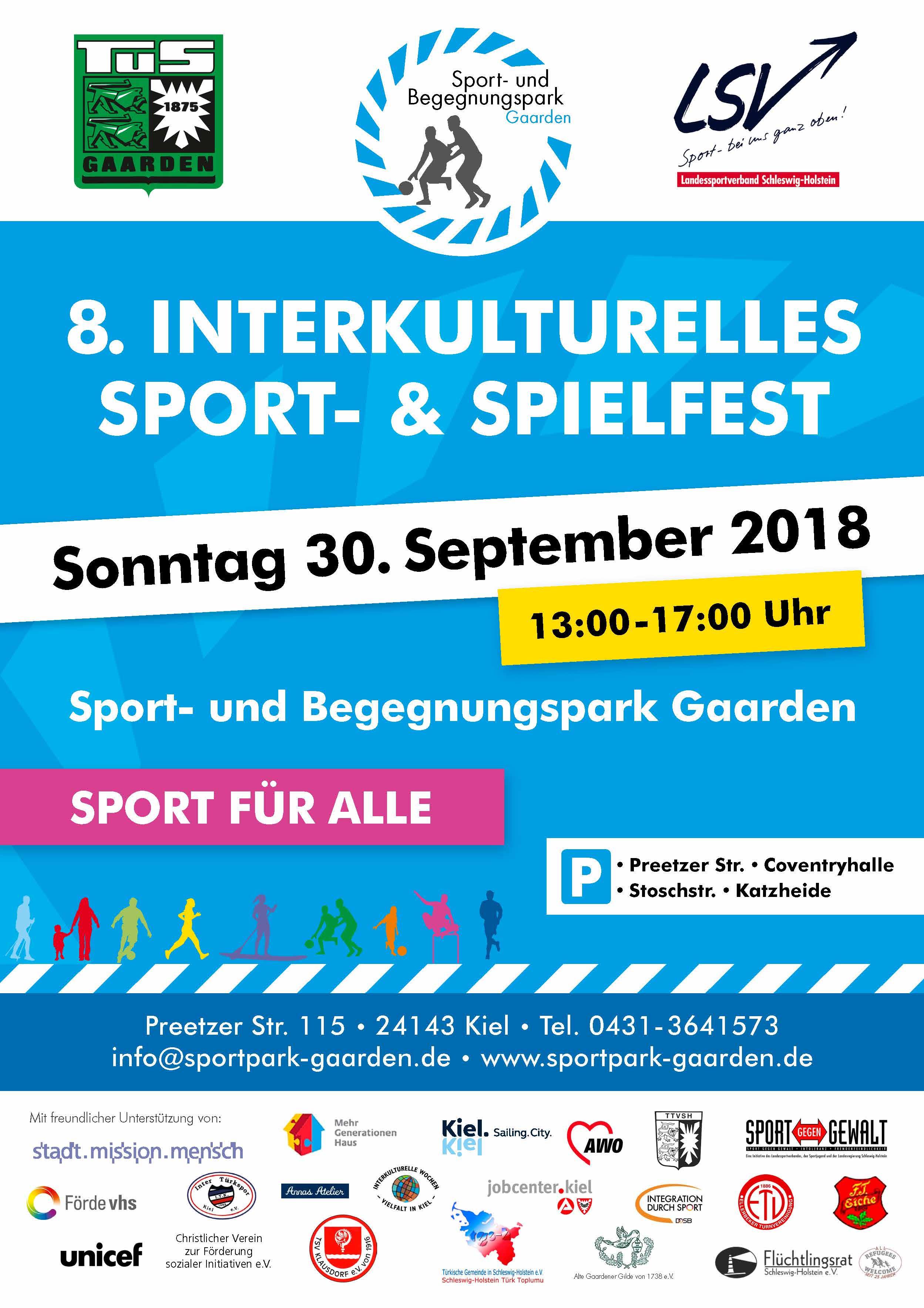 interkulturelles Sportfest