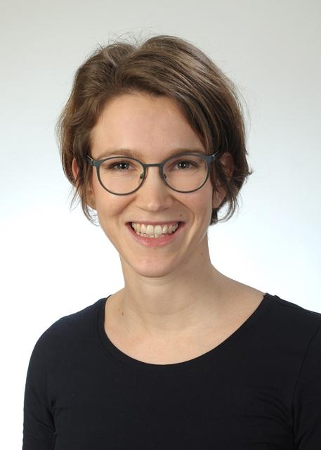 Madleen Bergmann (Stadtteilbüro Ost & Büro Soziale Stadt Neumühlen-Dietrichsdorf)