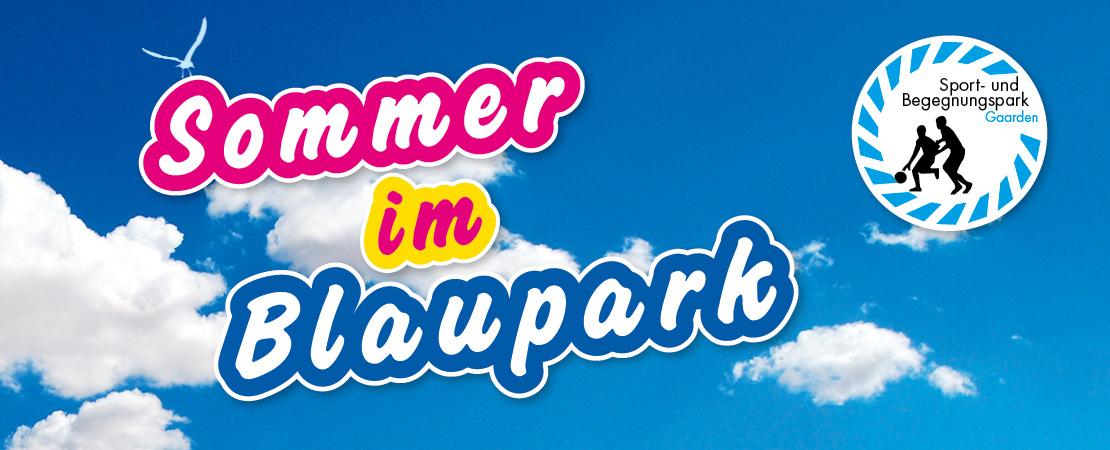 Sommer im Blaupark