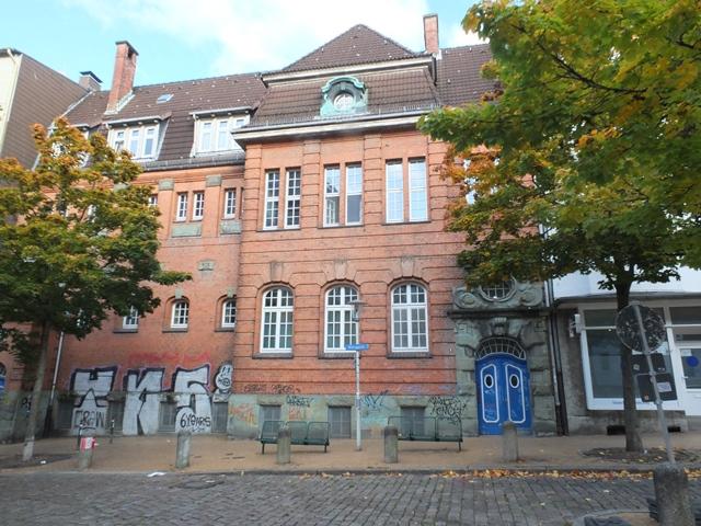 Gebäude Jüdische Gemeinde